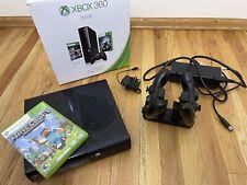 Microsoft Xbox 360 E 250Gb + Free Game, Free Controller, and Accessories