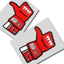 Jorge Lorenzo 99` Like ` Única Pegatinas Adhesivos para Motos a Medida Gráficos