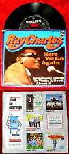 Single Ray Charles: Here we go again (Philips 320 073 BF) D