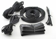 Mod Cable Sleeving Kit, Black CT-KT08K