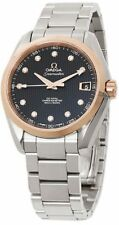 231.20.39.21.51.003 New Omega Seamaster Aqua Terra Steel & Rose Gold Watch Sale