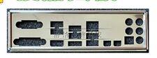 NEW I/O shield Blende backplate for Gigabyte GA-Z77X-UP5 TH ,Custom #T4825 YS