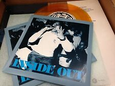 "Inside Out No Spiritual Surrender 7"" GOLD VINYL Record rage against the machine!"