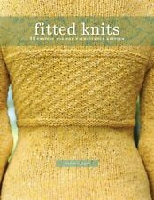 Fitted Knits: 25  Projects For The Fashionable K... by Japel, Stefanie Paperback