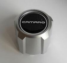 "82-92 CAMARO RS Z28 SILVER 15"" 5 STAR ALUMINUM WHEEL CENTER CAP HUB NEW"