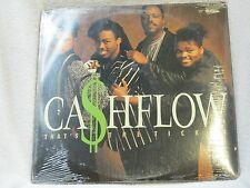 "Cashflow That's the Ticket 1988 Mercury Recs. 888 917-1 FUNK Sealed 12"" Single"