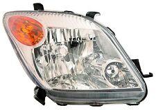 SCION XA X A 2006 06 RIGHT PASSENGER HEAD LIGHT FRONT LAMP HEADLIGHT
