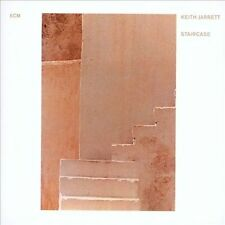 Staircase by Keith Jarrett (CD, May-1977, ECM)