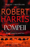 Pompeii, Harris, Robert, Very Good Book