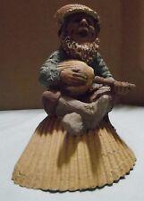 Tom Clark Gnome Jacques #1 With COA Sea Shell Cockle Banjo