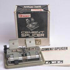 LPL 3 Way Cement Splicer super 8 8mm