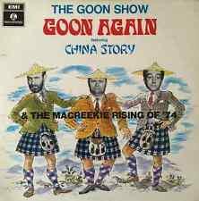 Il Goon Show: Gorilla di nuovo (LP) (G +/MOLTO BUONO -)