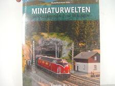 Miniaturwelten - Modellbauteam Köln Buch - Eisenbahn Journal Klartext