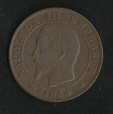 5 ct Napoleon III 1854 BB TB +