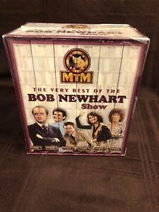 VHS The Very Best Of The Bob Newhart Show Season 1-6 NEW SEALED