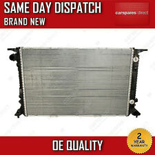 AUDI A4 MK4, A5, A6, Q5 AUTOMATIC / MANUAL RADIATOR 2007>ONWARDS *BRAND NEW*