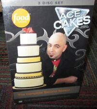 ACE OF CAKES: THE COMPLETE SECOND SEASON 3-DISC DVD SET, DUFF GOLDMAN, SEASON 2