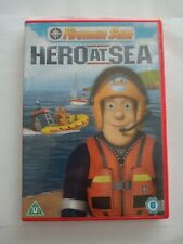 Fireman Sam: Hero at Sea DVD ✉️FREE POST✉️FREE POST