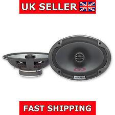 """ALPINE SPG-69c2 6x9"""" 6""""x9"""" 300W Coaxial Car Audio Stereo Shelf Speakers 2way"""