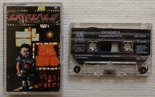 Rock Music Cassettes with Very Good Case