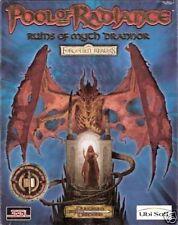 (PC) - POOL OF RADIANCE - RUINS OF MYTH DRANNOR - NEUWARE!