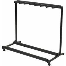 Rockbag RS20882B1FP Flat Pack Stand per 7 chitarre/bassi elettrici