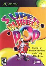 Super Bubble Pop XBox New Xbox