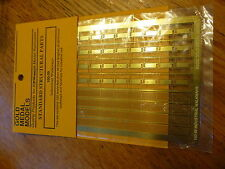 Gold Medal Models N #16059 Industrial Walkways w/Handrails -- Scale 192' 58.5m
