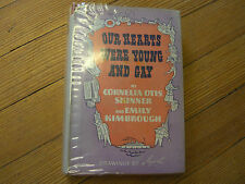 Our Hearts Were Young and Gay-1st -Cornelia Otis Skinner & Emily Kimbrough- 1942