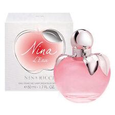 NINA L'EAU de NINA RICCI - Colonia / Perfume EDT 50 mL - Mujer / Woman / Femme