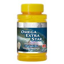 Omega Extra Star 60 kaps. - Starlife - kwasy tłuszczowe omega-3