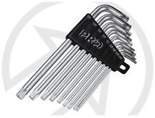 Shimano PRO Bike Gear 8pc Torx Key Set T10,T15,T20,T25,T30,T40,T45,T50 PRTL0038