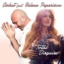 "Serhat Feat. Helena Paparizou-CD ""TOTAL Disguise"" - 2 EUROVISION Stars Duo"