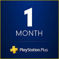 PS Plus 1 Month PlayStation Plus PS4 PS3 Vita 2 14-Day Membership No Code