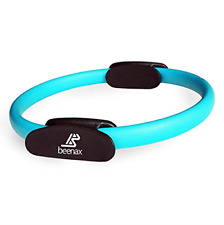 Beenax Pilates Ring - Double Handle Exercise Circle, Fitness Magic Circle - for