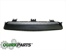 2008-2010 Dodge Challenger BLACK LOWER GRILLE TRIM BEZEL OEM BRAND NEW MOPAR