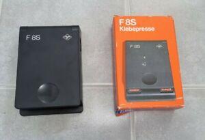 AGFA KLEBEPRESSE F 8S SPLICER LIKE NEW IN BOX. (NO INSTRUCTIONS)