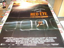 AFFICHE   HORREUR / WES CRAVEN / RED EYE / 120X160