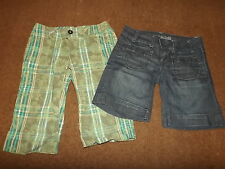 Lot of 2 juniors shorts size 0