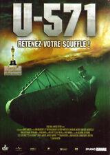 D.V.D.../...U - 571.../...Matthew McConaughey.... Bill Paxton... Harvey Keitel..