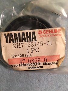 BikeMaster Fork Seals for Yamaha XJ650 Maxim 1980-1983