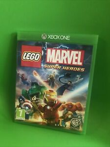 LEGO Marvel Super Heroes - Xbox One / Series X MINT Tested + Warranty CHEAP