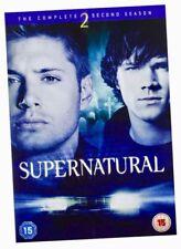 Supernatural Complete Second Series 2 Season 2 NEW DVD