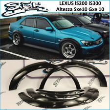 Lexus IS Wald Style Fender Flares Set, Lexus IS200 IS300 Altezza GSE10 GXE10