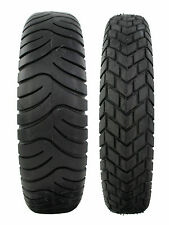 APRILIA RS4 125 COUGAR MOTORCYCLE TYRES 100/80-17 & 130/70-17 FRONT AND REAR