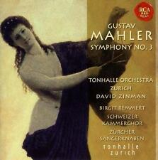 Mahler: Symphony No. 3 Super Audio Hybrid (Oct-2007, 2 Discs, RCA) CD