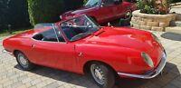 "Oldtimer Fiat 850 Spider "" Prima Serie """