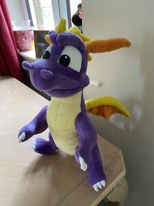Spyro The Dragon Plush 2001