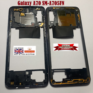 100% Genuine Samsung Galaxy A70 SM-A705FN Bezel Middle Housing chassis Frame NFC