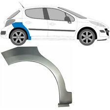 Car Exterior Body Parts For Peugeot 207 For Sale Ebay